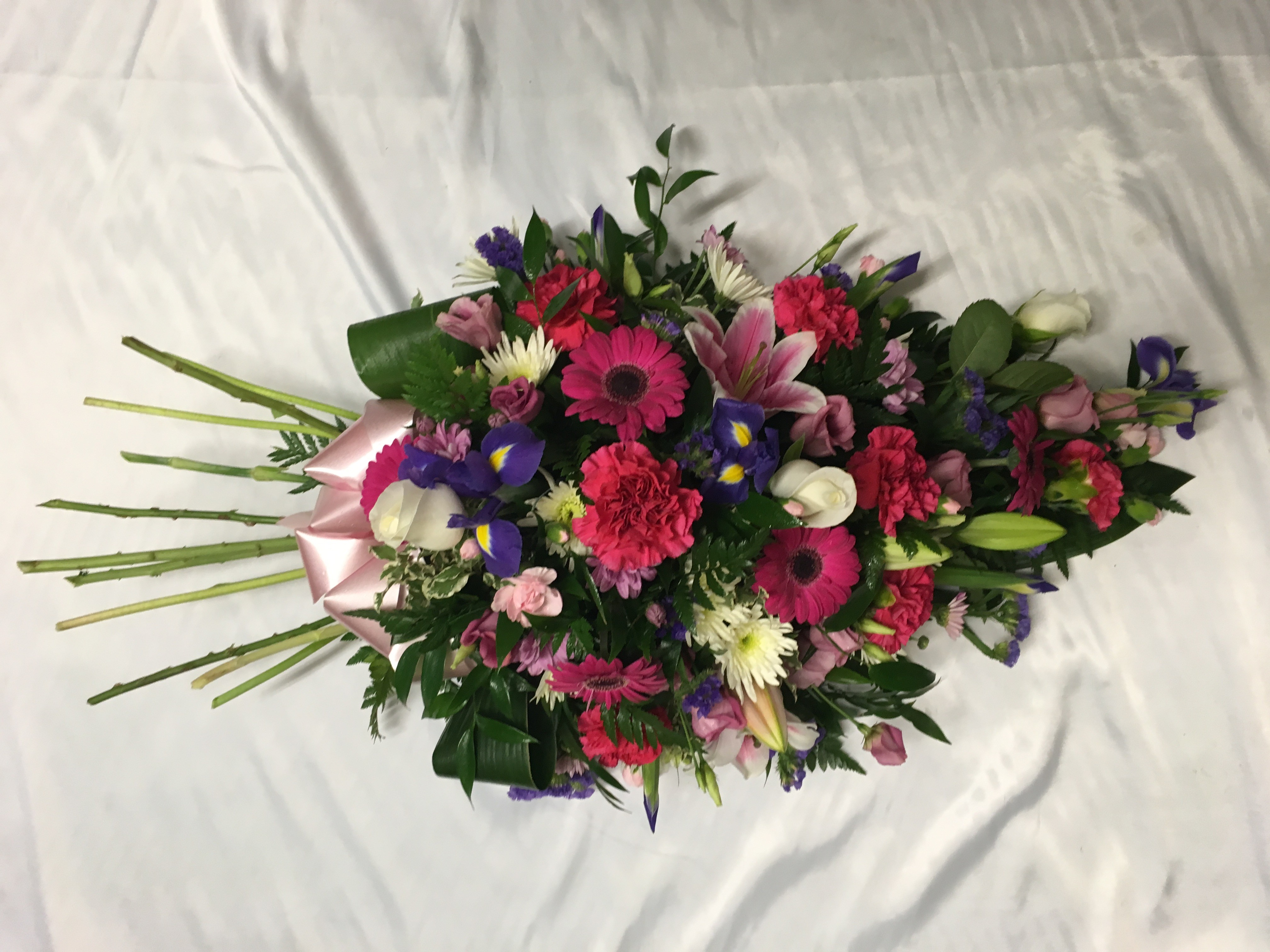 Single Ended Spray With Stems Personal Flowers Of Crewe