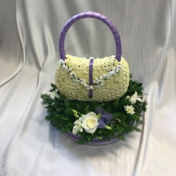 Handbag Wreath 3D