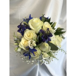 Brides Hand Tied Bouquet