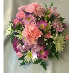 Pink Gift Posy