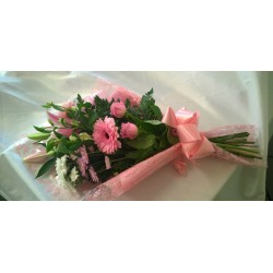 Pink Open Bouquet
